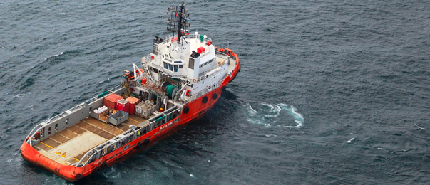 Supply vessel overheat shot